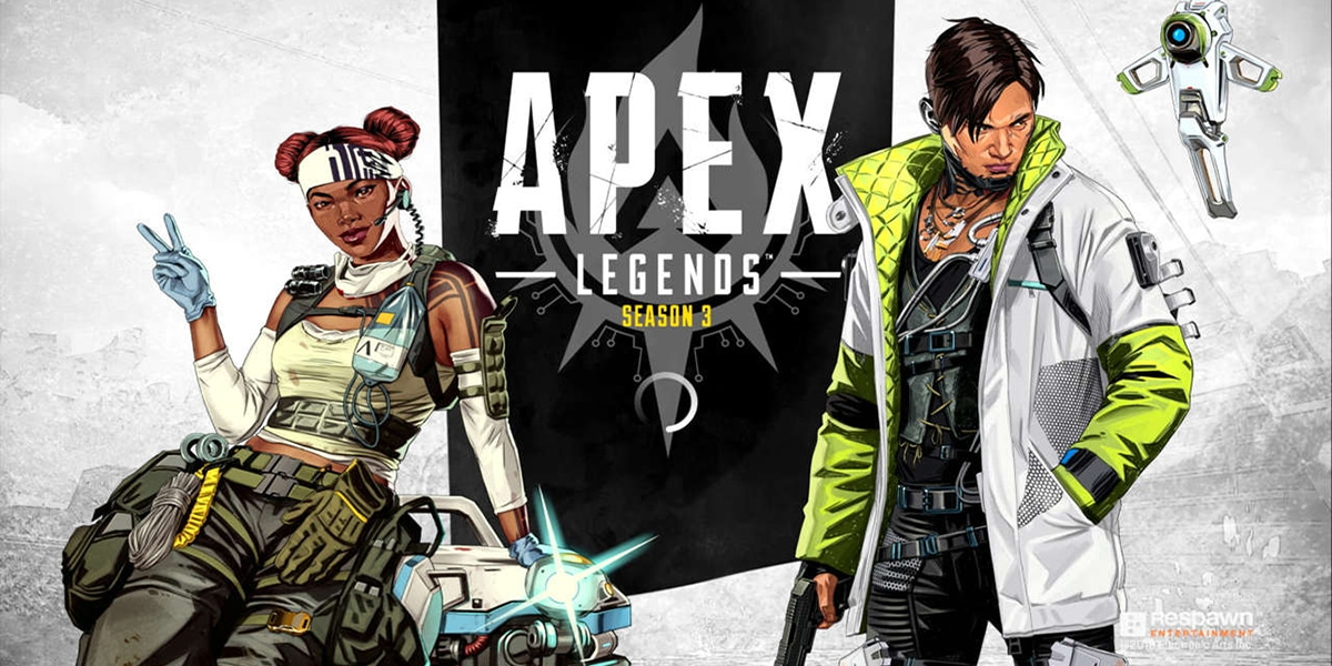 Apex Legends Season 3 banner